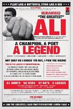 Muhammad Ali - Vintage Quotes Poster - 24