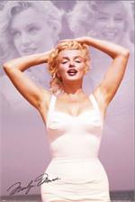 Marilyn Monroe - Collage Poster - 24