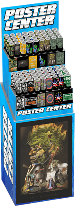 420 Themed Regular Posters Pre-Pack Display Image
