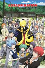 Assassination Classroom - Group Anime Poster Image