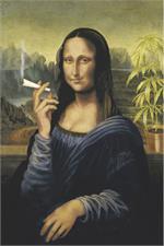 Image of Mona Lisa Joint Poster - 24