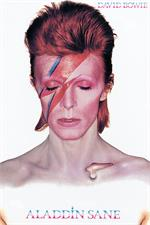 Image of David Bowie - Aladdin Sane Poster