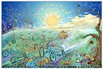 Image of Grateful Dead Summer Tour Poster
