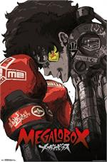 Megalobox - Key Art Poster - 22.375'' x 34''