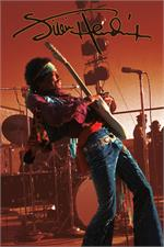 Jimi Hendrix Astro Man - 24