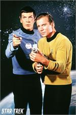 Star Trek - Spock and Kirk - 24