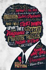 Pulp Fiction - Ezekiel 25:17 Poster - 24