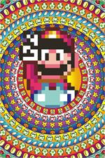 Mario - Item Collage Poster - 24