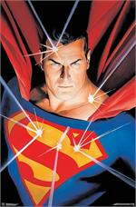 Superman - Portrait Poster - 22.375