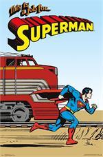 Superman - Vintage Poster - 22.375