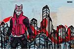 Fortnite - Aaron Fox Drift Poster - 22.375