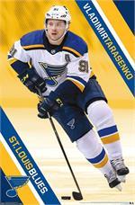 NNHL St. Louis Blues - Vladimir Tarasenko Poster - 22.375