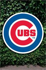 MLB Chicago Cubs - Logo Poster - 22.375