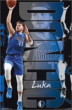 NBA Dallas Mavericks - Luka Doncic Poster - 22.375