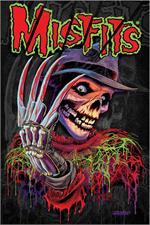 Misfits Nightmare Fiend Poster - 24
