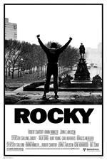 ROCKY MOVIE SCORE POSTER - 24