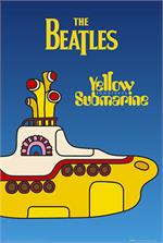 BEATLES YELLOW SUBMARINE POSTER - 24
