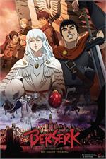 Berserk - Castle Poster - 24