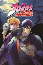 Jo Jo's Bizarre Adventure Anime Poster