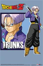 Dragon Ball Z - Trunks Poster Image