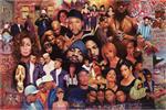 Legends of Rap Poster - 24