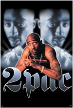 TUPAC/2PAC GIANT POSTER - 39
