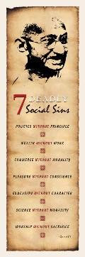 Social Sins Slim Print - 12