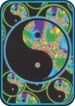 YIN YANG FUSION - MINI STICKER - 2