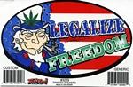 LEGALIZE FREEDOM - Large - 3