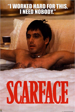 Scarface Giant Poster