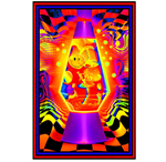 Blacklight Posters - Non Flocked Image
