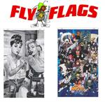 New Wholesale Fly Flags