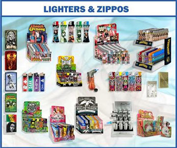 Zippos & Other Lighters Category