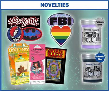 Novelty Products Category