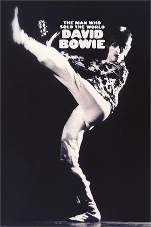 Image of David Bowie - Man Who Sold the World Poster