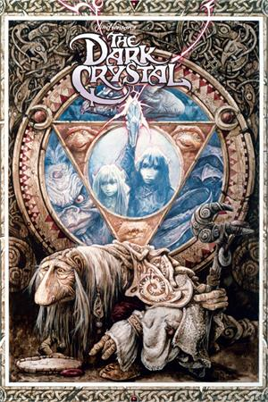 Image of The Dark Crystal Movie Poster