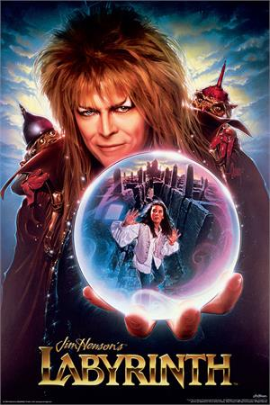 Image of Labyrinth Movie Poster