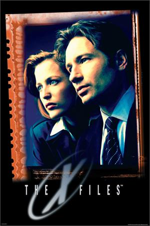 "X-Files – Agents Film Poster - 24"" x 36"""
