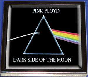 Compact Mirror - Pink Floyd