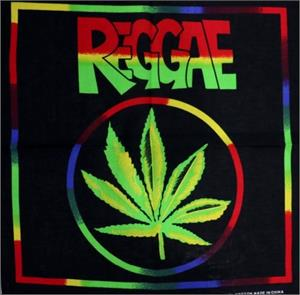 Reggae Leaf Bandana - Pack of 12