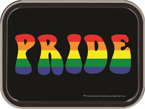 PRIDE  LARGE STASH TIN
