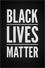 Black Lives Matter Mini Poster Image