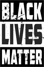 Black Lives Matter Compton Mini Poster Image