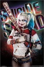 Suicide Squad - Good Night Harley Quinn Poster - 23
