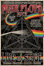 Image of Pink Floyd Dark Side of the Moon Tour Poster