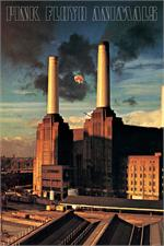 Image of Pink Floyd Animals Poster