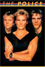 The Police - Synchronicity Tour - Poster - 24
