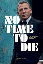 James Bond No Time to Die Poster Image