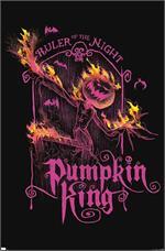 Disney Tim Burton's The Nightmare Before Christmas - Ruler Neon Poster Image
