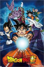 Dragon Ball Super - Groups Poster Image